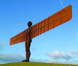 [The Angel of the North]