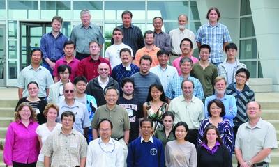 [Brillouin Spectroscopy participants]