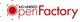 [OpenFactory logo]