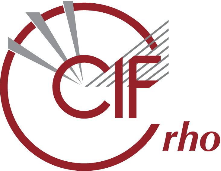 [rhoCIF logo]