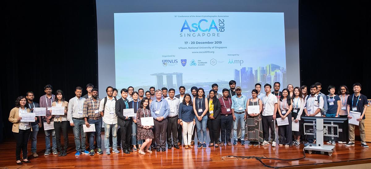 [AsCA 2019 Awards Ceremony]