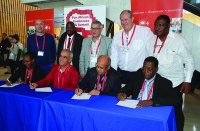 [Africa signatories]