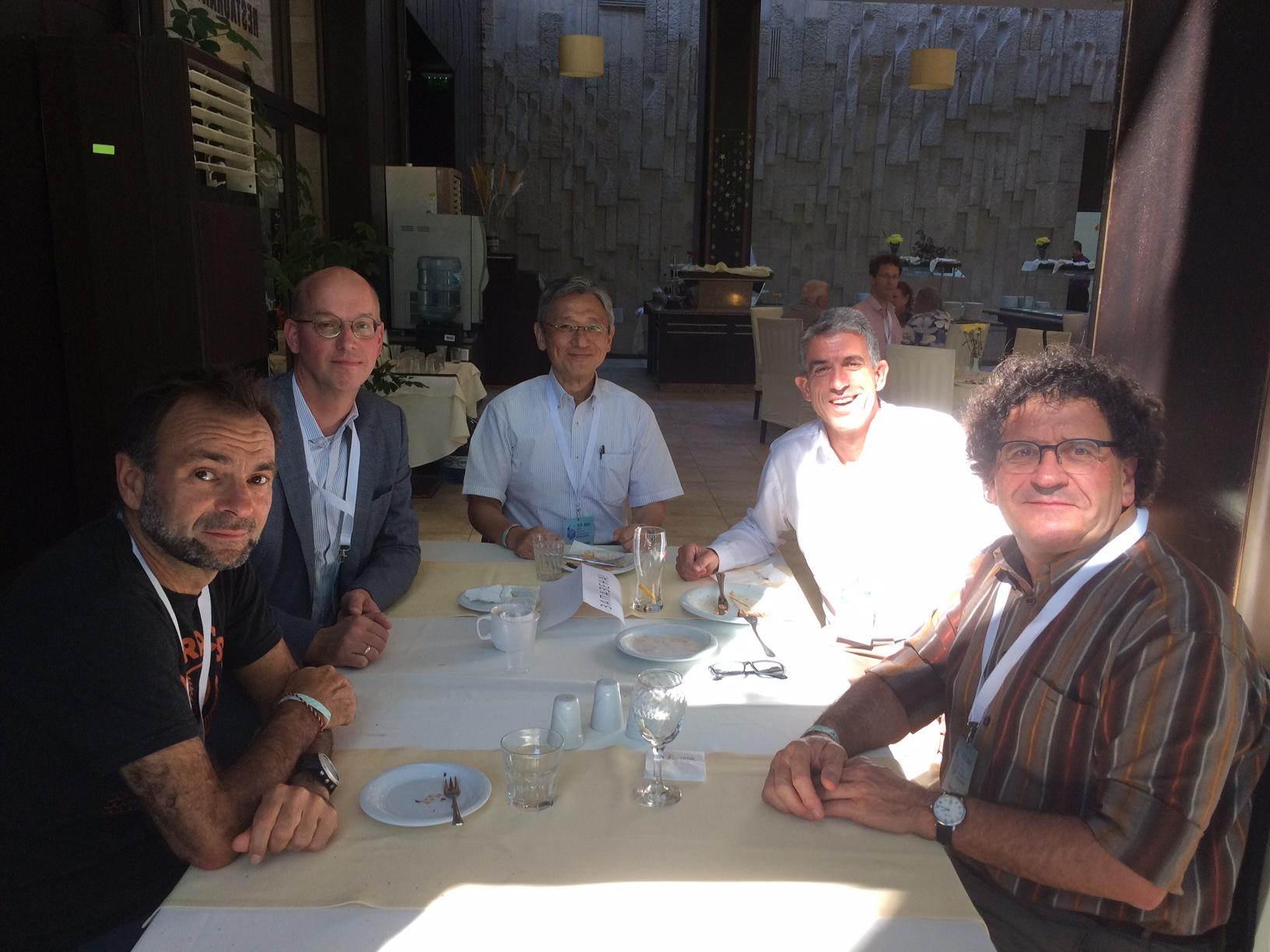 [Meeting of the CCGCM in Varna, September 2018]