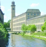 [A Yorkshire mill]