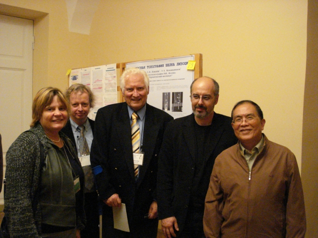 2007 Members participating in St Petersburg conference