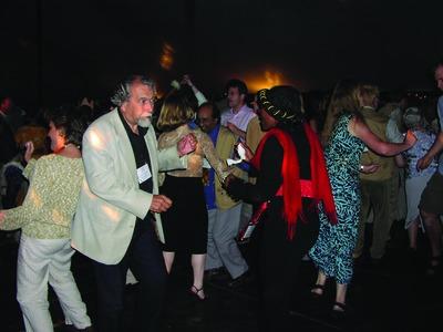 [Dancing]