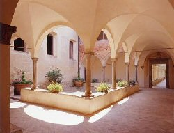 [Small cloister]
