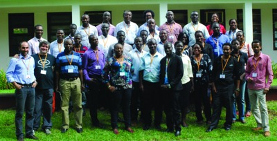 [Ghana attendees]