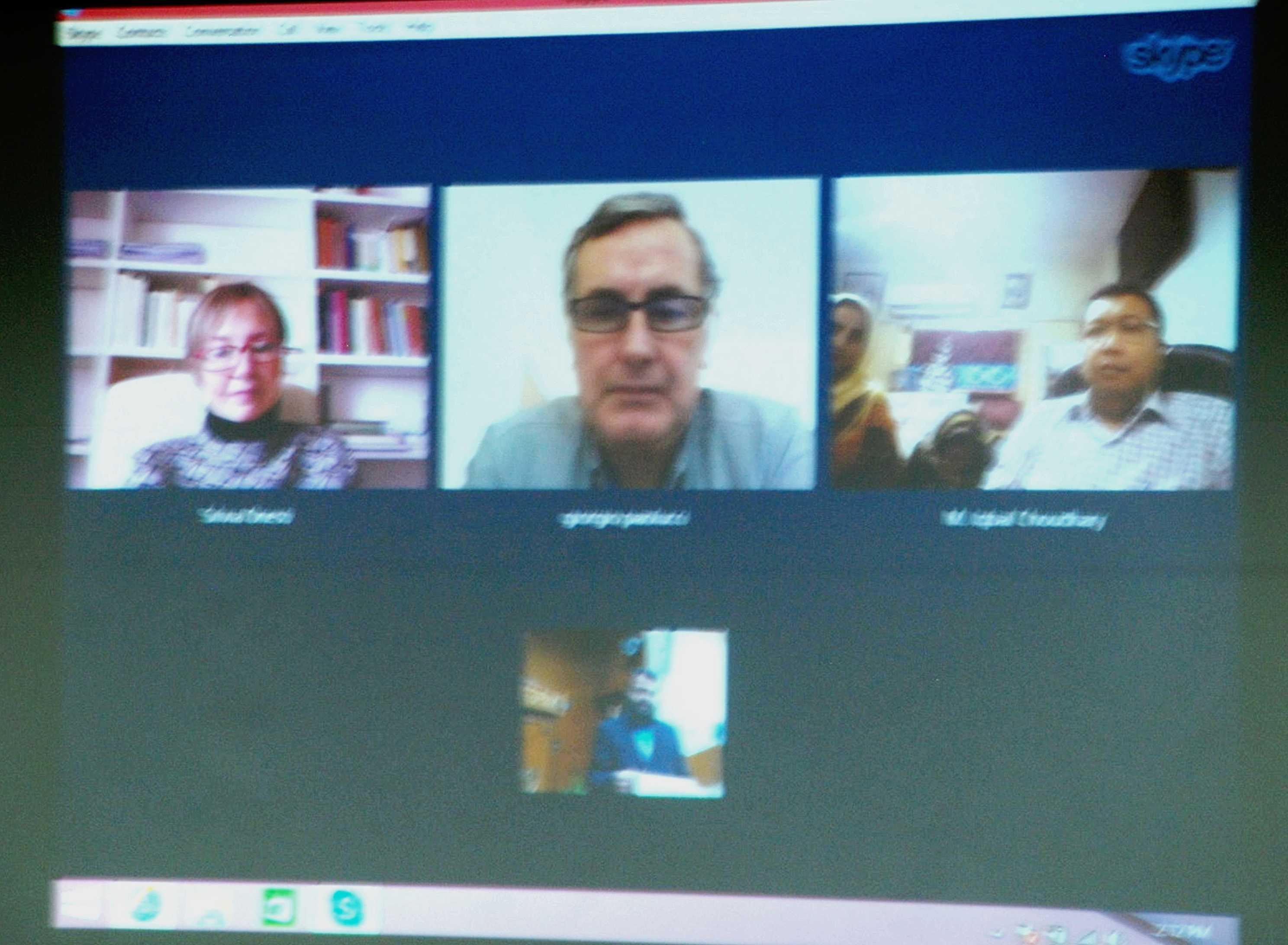 [Skype participants]