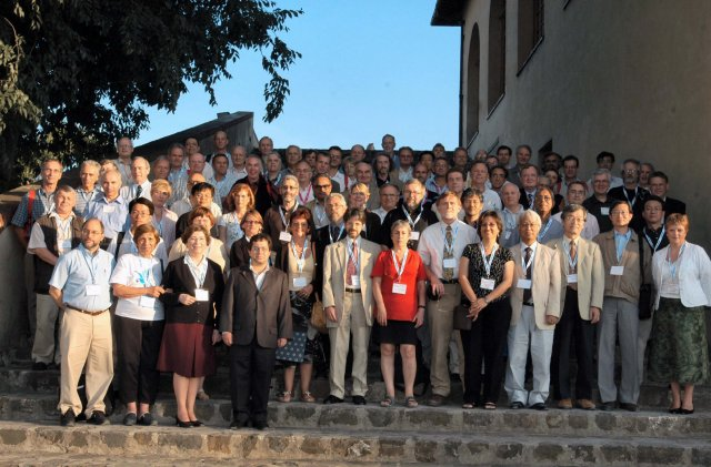 [Delegates at the 2005 Congress]
