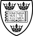 [Oxford University logo]