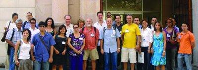 [Cuba participants]