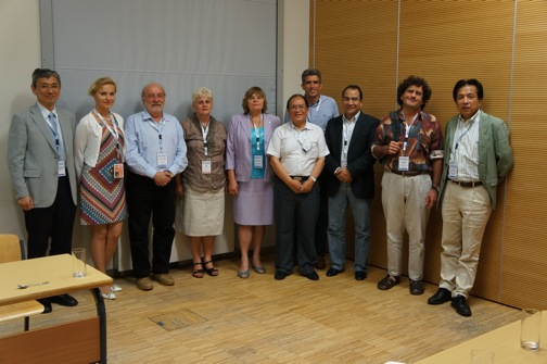 [Meeting of the CCGCM in Warsaw, August 2013]